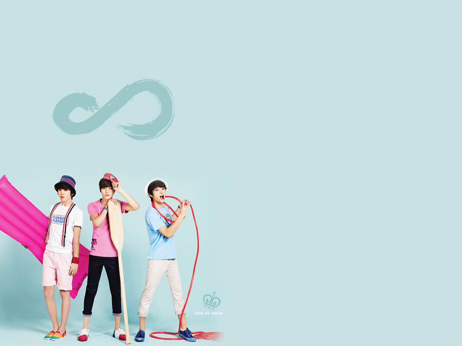 Infinite Wallpaper In The Summer 2 By Heosukx