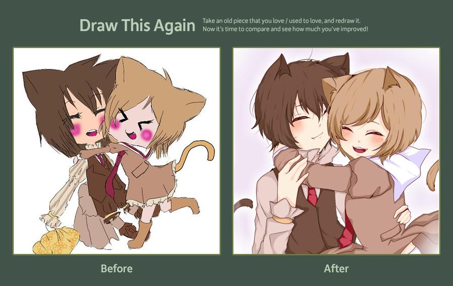 Draw This Again Meme by RavenHeart201