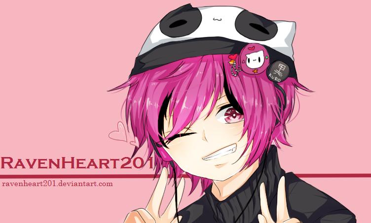 Hellooooo~!! by RavenHeart201