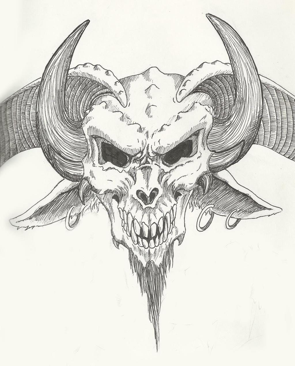 Devil's Head by RedSabbath on DeviantArt