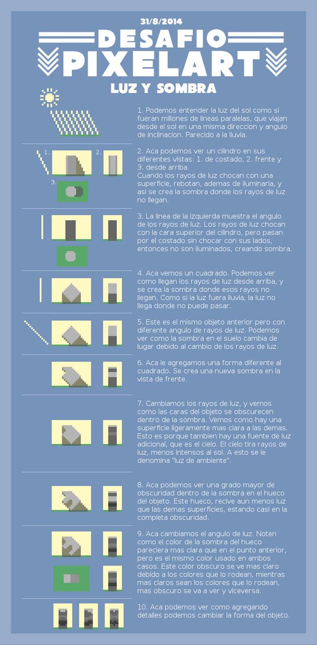 Desafio Pixelart 31-8-2014: Luz y sombra by Christian223