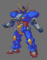 Gundam style roboto 1 by Christian223