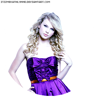 Taylor Swift circle picture .png by itzzmekathlynne