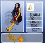FoH:Kahili Ref