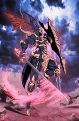 Black Luster Soldier by Lawliet-10