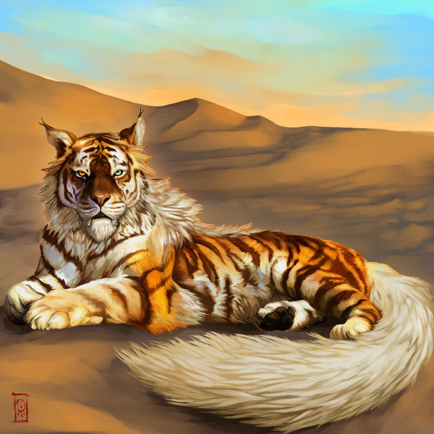 Tiger fang by Lawliet-10