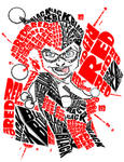 Harley Quinn In Text