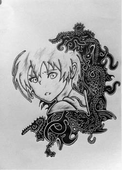 pen doodle