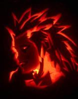 akuseru pumpkin by kisu-koneko
