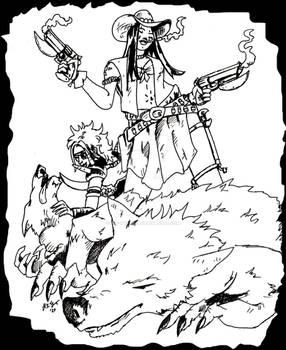 Tara Monster Hunter: The Hastily Departed