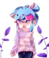 1 flower by shibaner
