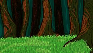 Forest by MalwinaTruskawka