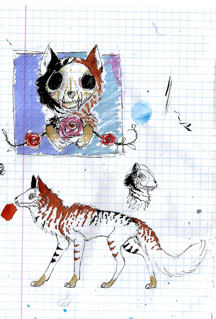 New kitty by MalwinaTruskawka
