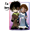 Chibi Zutara icon by Royal-Maiden