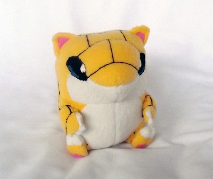Pokemon plush of Sandshrew 28cm