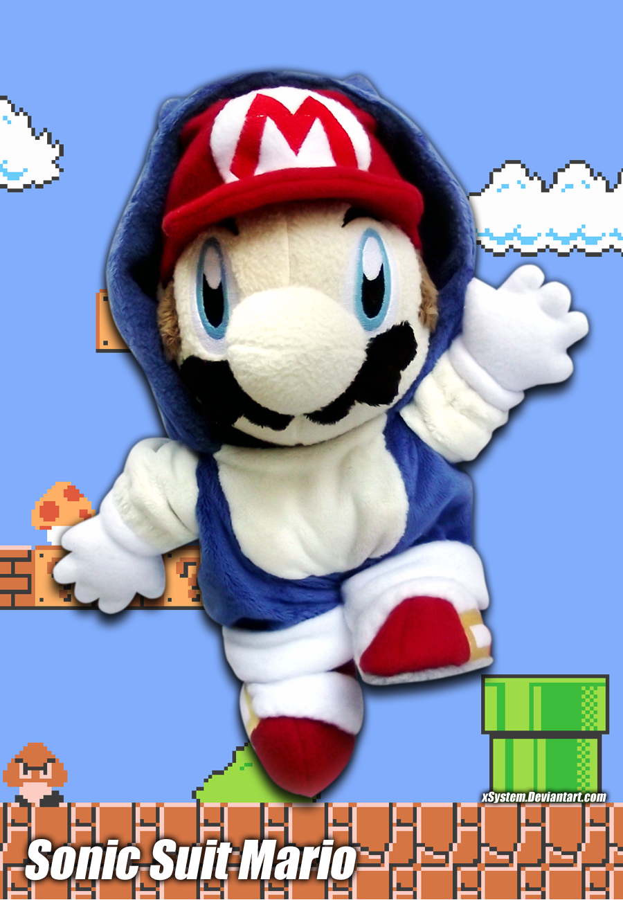 Mario Sonic Preview by xBrittneyJane