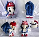 Sonic Suit Mario