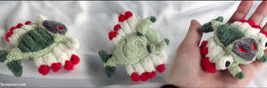 Anorith Mini  Plushie by xBrittneyJane