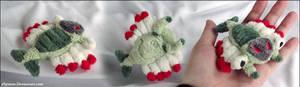 Anorith Mini  Plushie