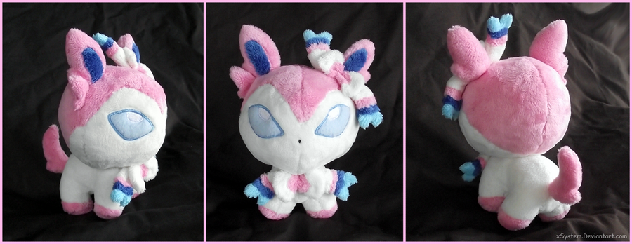 Sylveon/Ninfia Pokedoll by xSystem