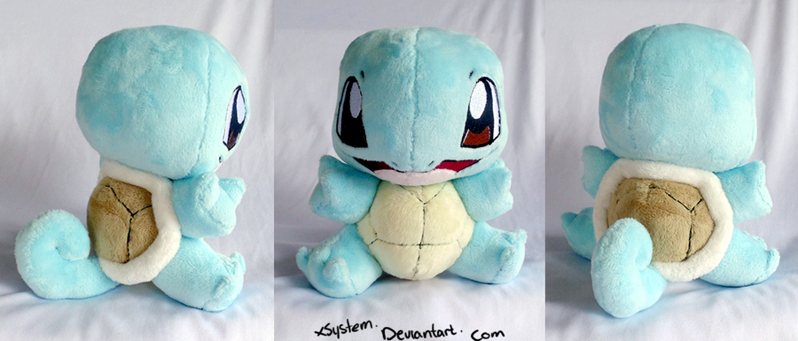 Squirtle by xSystem