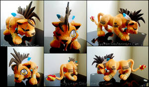 Cute Red XIII