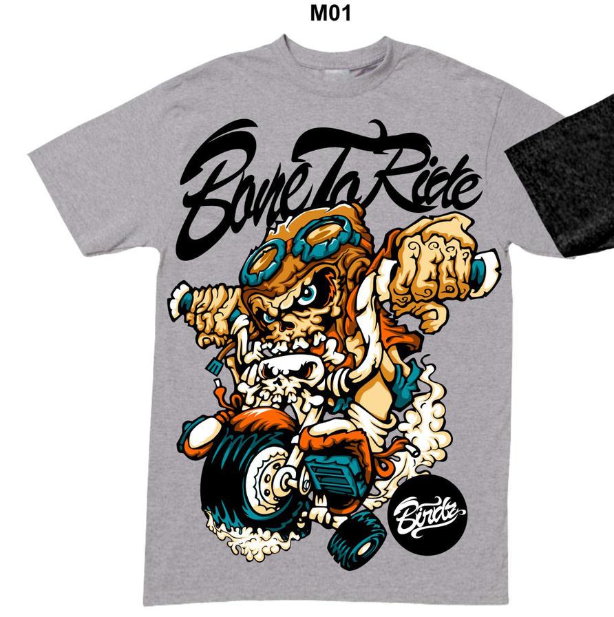 bonetoride t shirt design for sale by birdzc on deviantart