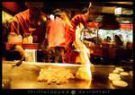 Hot cookin'