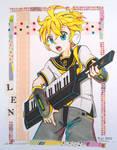 [AT] Len-kun V4X
