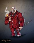 Mr. Reaper Concept