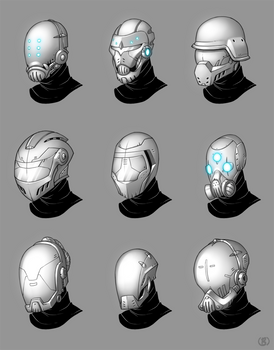 Helmet Concepts