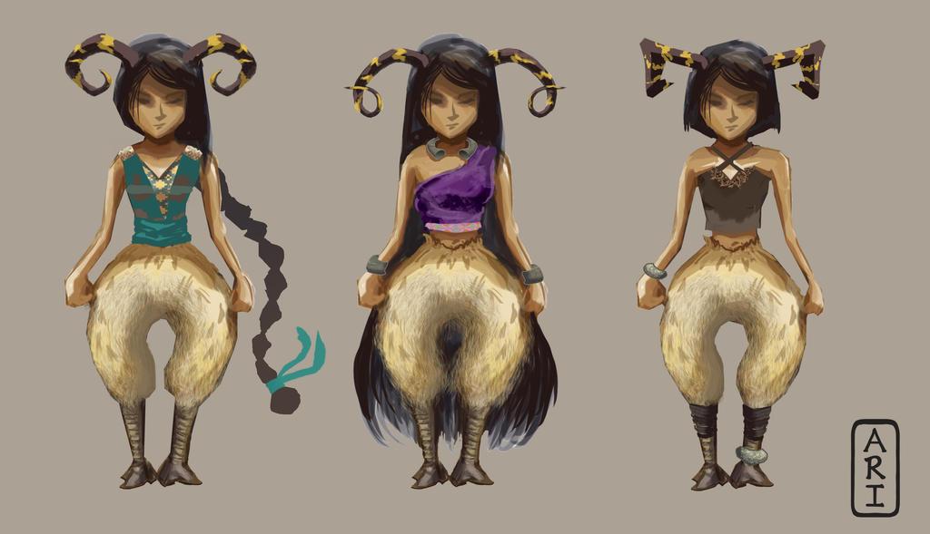 Kaili designs by Irina-Ari