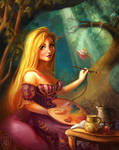 Rapunzel, Still Adding to Her Gallery
