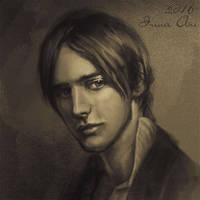 (A portrait of) Dorian Gray by Irina-Ari