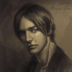 (A portrait of) Dorian Gray