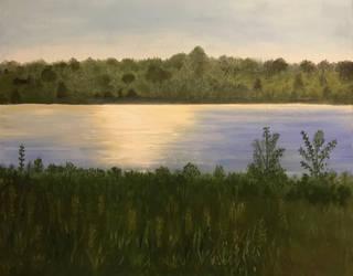 Walnut-Creek-Sun by benheath