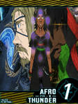 AfroThunder Manga by DOMiNOUKAE