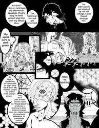 AfroThunder: Pg. 4 [Vol 2] by DOMiNOUKAE