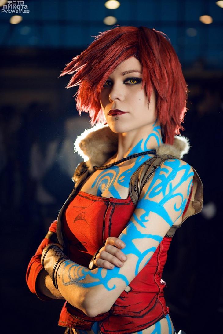 Lilith by FieryVeela