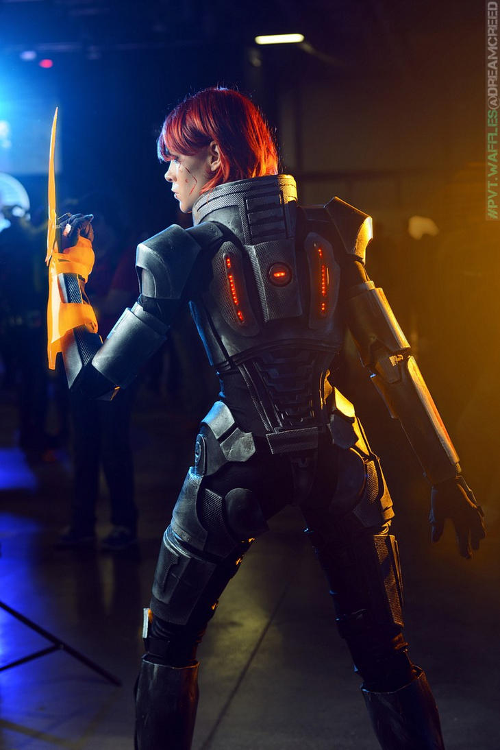 Shepard by FieryVeela