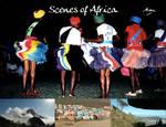 Calendar, Scenes of Africa