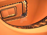 Stairwell of the Goethe