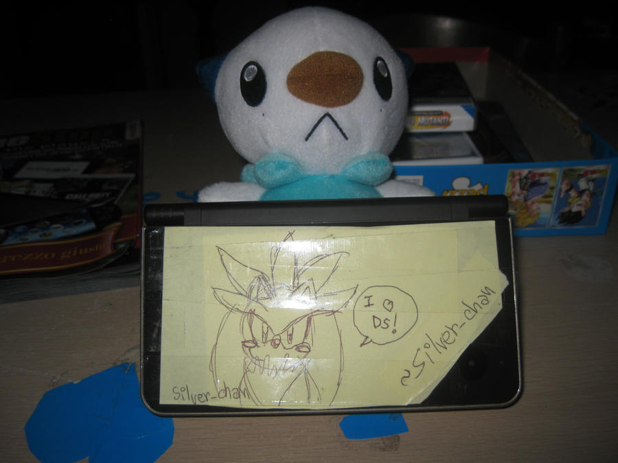 My Nintendo DS! Level 2-ODM by Silver-chan2000