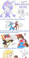 Megaman MEME