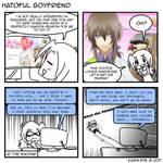 Hatoful Boyfriend by KarinEXE