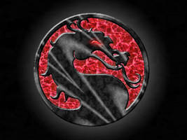 Mortal Kombat Dragon by ahwehota