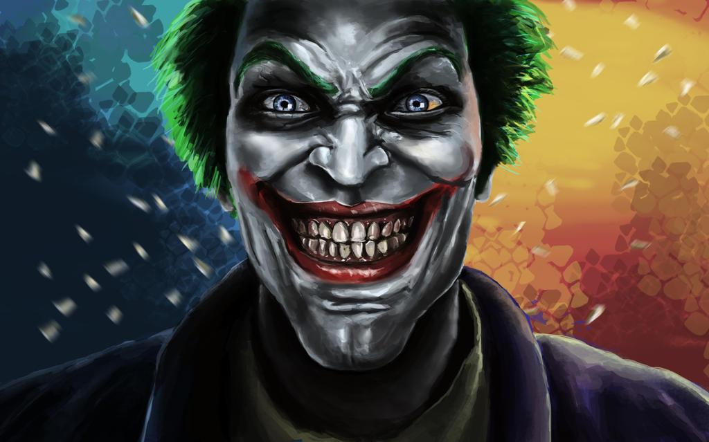 Joker by tryingdrawingg on deviantart for Immagini joker hd