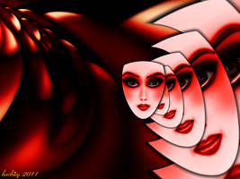 I See Red by barbieq25