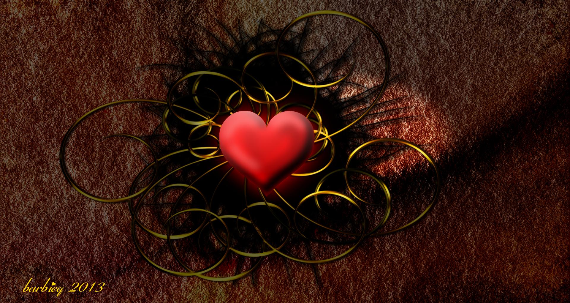 Hearts by barbieq25