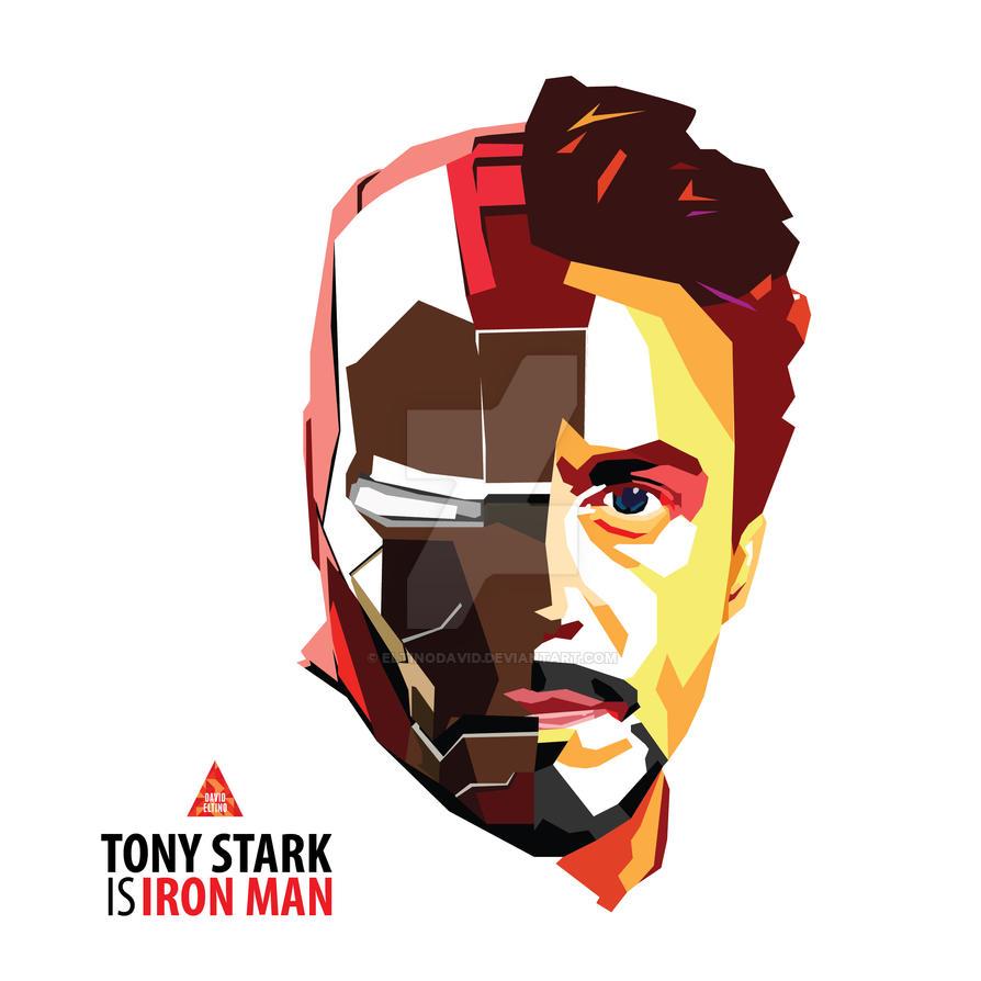 Tony Stark is Iron Man...